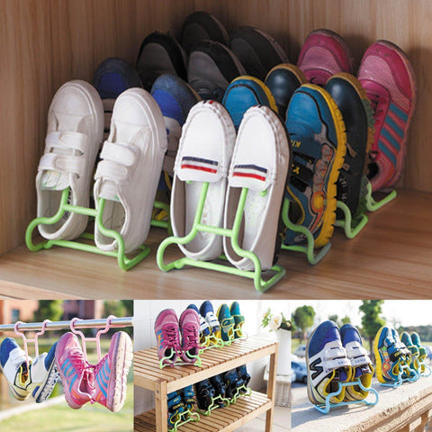 Kids Shoe Rack - 6PCS/Set - IGOGES