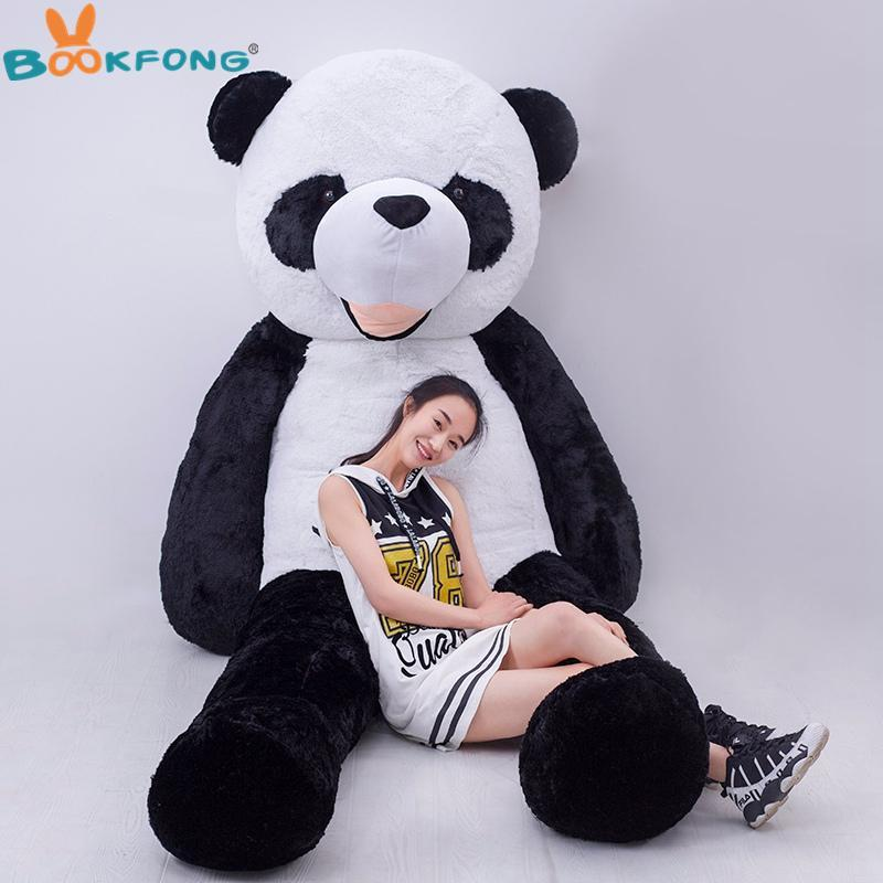 Giant Empty Panda Skin Plush - IGOGES