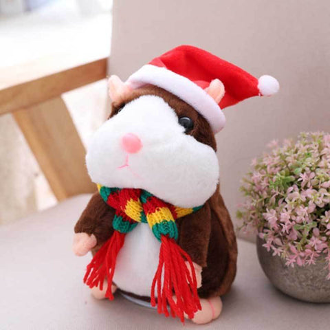 Image of Christmas Talking Hamster - IGOGES