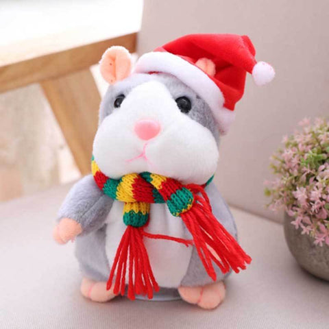 Christmas Talking Hamster - IGOGES