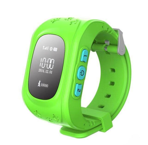 Kids Safety Watch - IGOGES