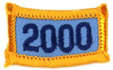2000 Year Chevron