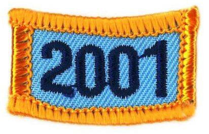 2001 Year Chevron