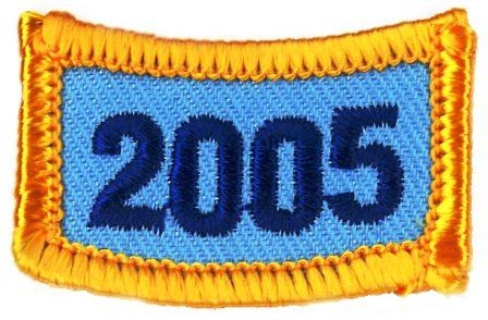2005 year Chevron