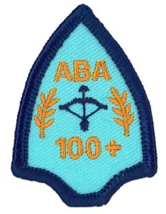 ABA Proficiency Badge 100+