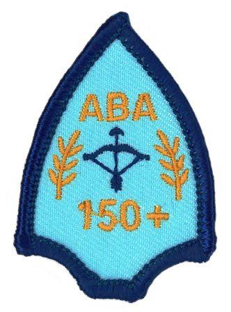ABA Proficiency Badge 150+