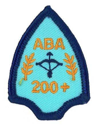 ABA Proficiency Badge 200+