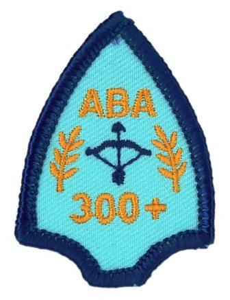 ABA Proficiency Badge 300+