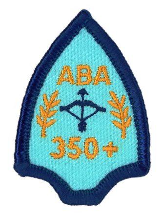 ABA Proficiency Badge 350+