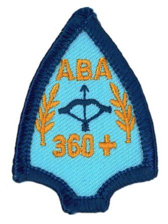 ABA Proficiency Badge 360+