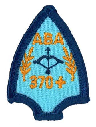 ABA Proficiency Badge 370+