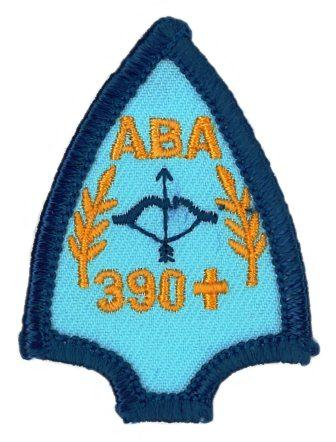 ABA Proficiency Badge 390+