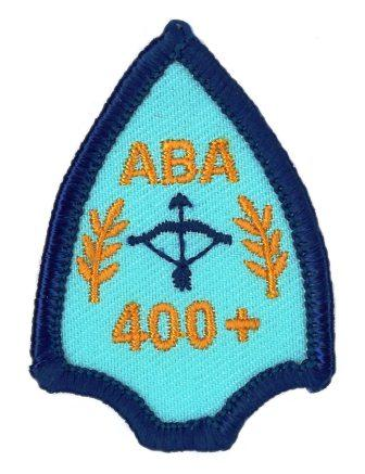 ABA Proficiency Badge 400