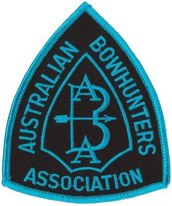 ABA Cloth Badge