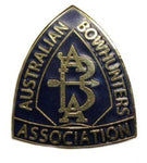 ABA Metal Badge
