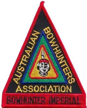 Bowhunter Imperial Badge