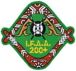 IFAA Proficiency Badge 200+