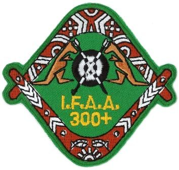 IFAA Proficiency Badge 300+