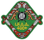 IFAA Proficiency Badge 400+