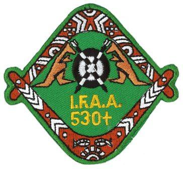 IFAA Proficiency Badge 530+