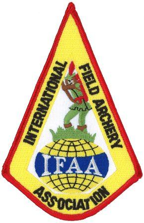 IFAA Cloth Badge