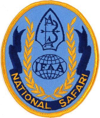 Safari Cloth Patch