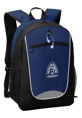 ABA Navy/Black Backpack