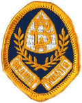 Small Grand Master Cloth Badge