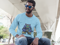 Mecha Cat Long Sleeve Shirt