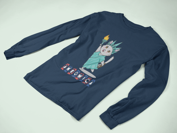 Ameowica Long Sleeve