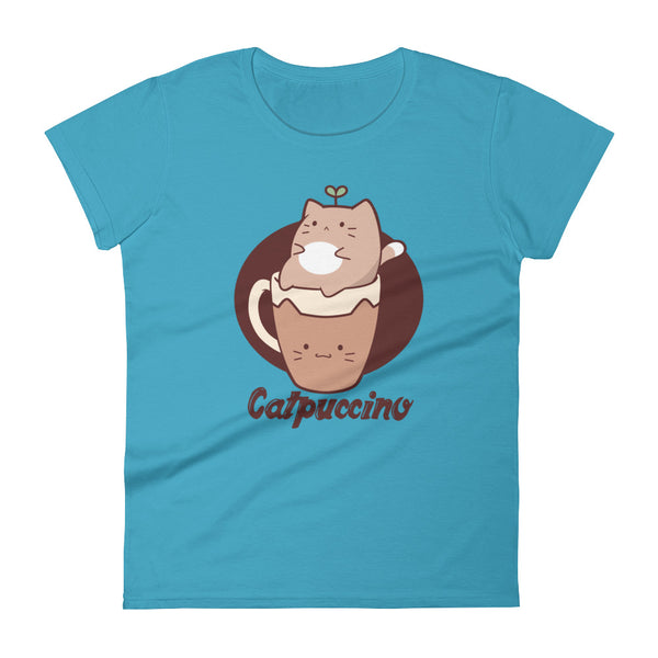 Catpuccino (t) T-Shirt