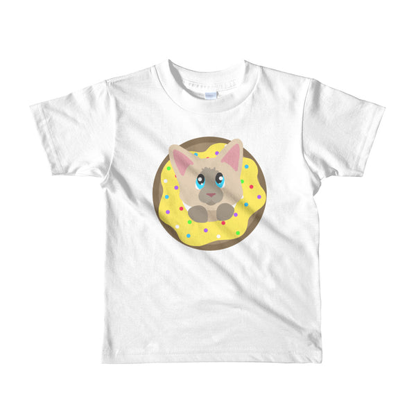 Donut Cat T-shirt