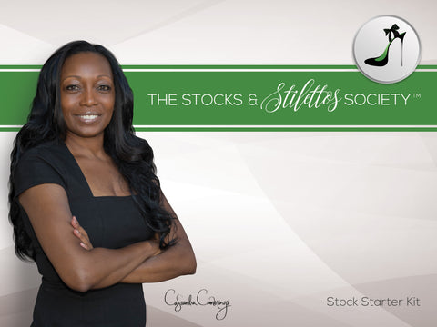 Stocks & Stilettos Stock Starter Kit