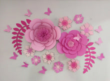 Flower Decor Pinks