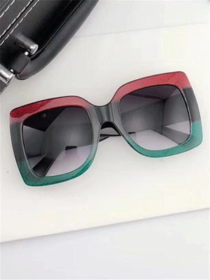 Gleam Square Sunglasses