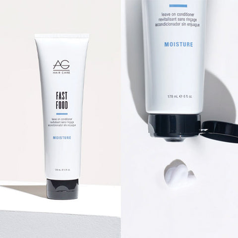 AG Fast Food Moisture Leave-on Conditioner