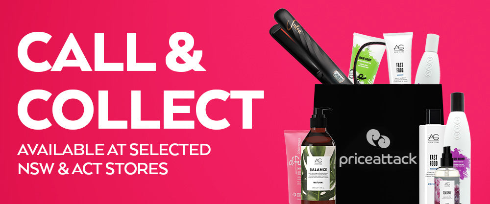 Call & Collect - Available at selected NSW & ACT Stores