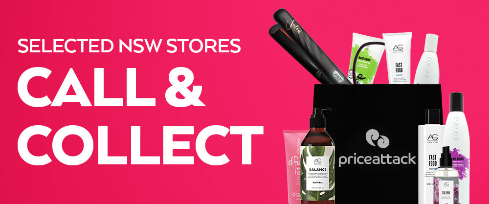 Call & Collect - Available at selected NSW Stores