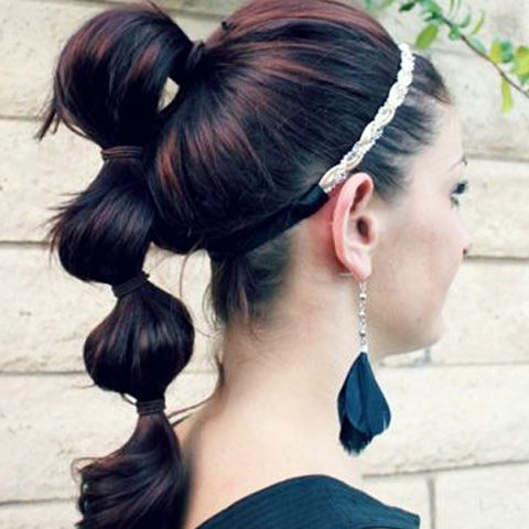 5 Easy Updos for the Working Week | Price Attack