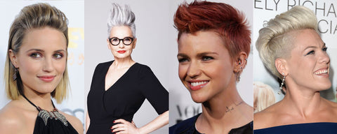 5 Ways to Style Short Hair