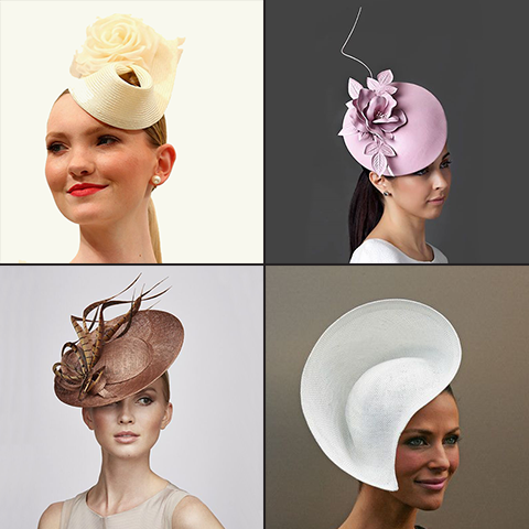 classic ponytail you can afford to go bolder with your fascinator - race day hair | Price Attack