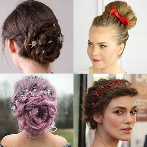 quick  easy christmas hairstyle ideas  price attack