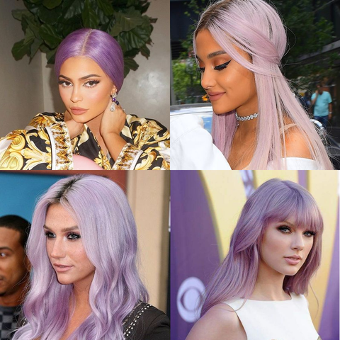 7 Easy and Cute Summer Hairstyles for 2019 | Lilac Hair | Price Attack