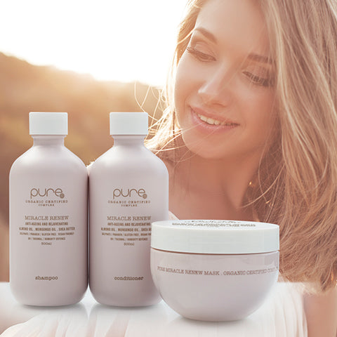 Pure Haircare - The Perfect Balance of Nature & Science | Price Attack