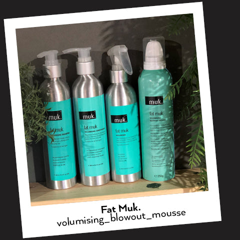 Muk Haircare Volumising Blowout Mousse | Price Attack