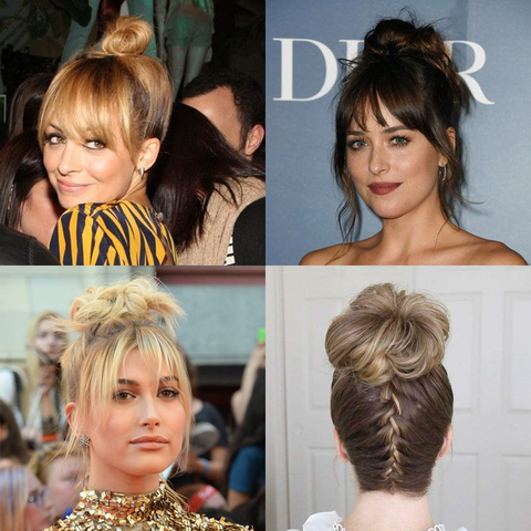 7 Easy and Cute Summer Hairstyles for 2019 | Top Knot | Price Attack