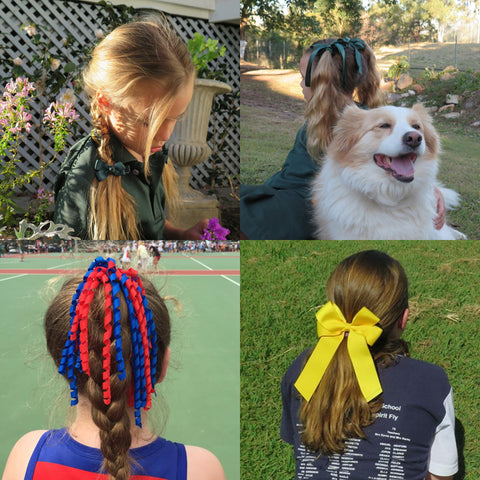 Where on Earth School Hair Accessories | Price Attack
