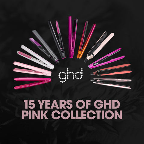 Limited edition ghd ink on pink collection | Price Attack