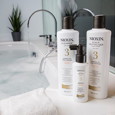 Volumising Shampoo and Conditioner | Nioxin System 3 | thin hair - Price Attack