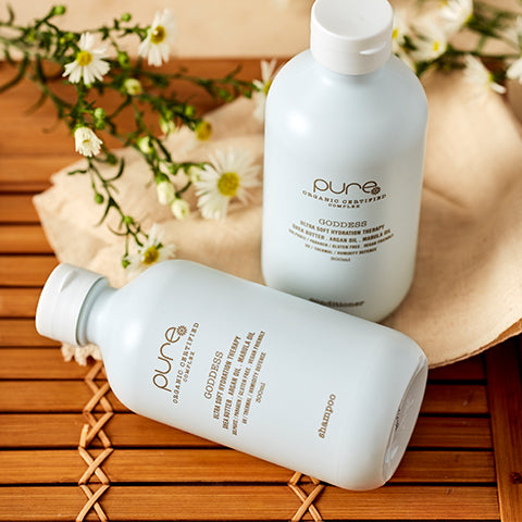Pure's Range of Organic Shampoos, Conditioners & Treatments | Price Attack